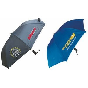 "Auto Open & Foldable Umbrella - 42"" Arc"